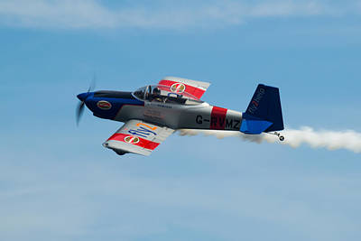 Photograph - Rv8tors Flyby Wave by Scott Lyons