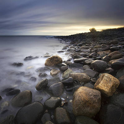 Nh Photograph - Rye Coastline by Eric Gendron
