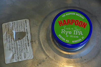 Photograph - Rye Ipa by Mike Martin