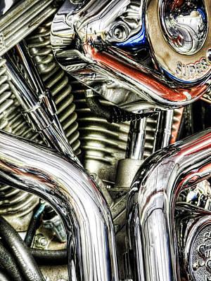 Photograph - S And S Motor  by Saija  Lehtonen