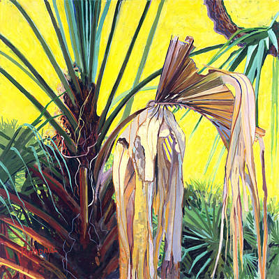 Painting - Sabal by David Randall