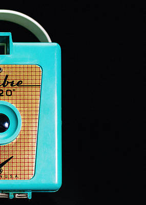 Retro Photograph - Sabre 620 Camera by Jon Woodhams