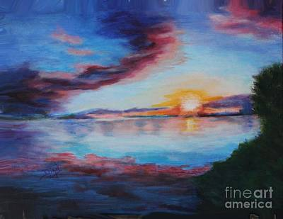 Painting - Sackets Harbor by Dian Paura-Chellis