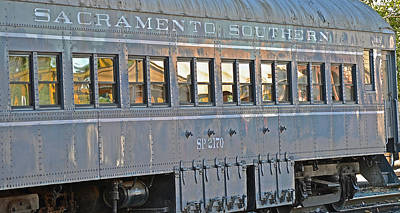 Photograph - Sacramento Southern S P 2170 by Bill Owen