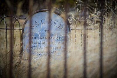 Photograph - Sacred by Brad Grove