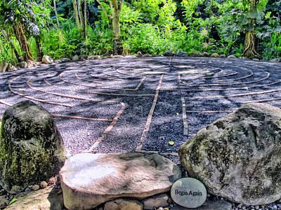 Photograph - Sacred Garden Of Maliko 1 by Dawn Eshelman