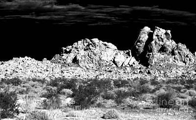 Photograph - Sacred Rocks by John Rizzuto