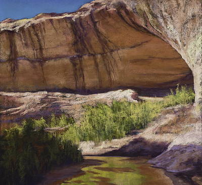 Painting - Sacred Space - Escalante by Marjie Eakin-Petty