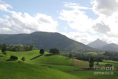 Photograph - Sacred Valley by Ankya Klay