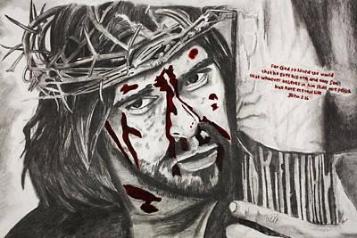 Sacrifice Original by Nick Vogt