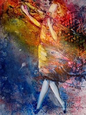 Sacrifice Of Praise Original by Deborah Nell