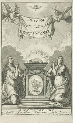 Sacrificial Lamb, Aernout Nagtegaal Art Print