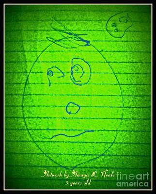 Photograph - Sad by Bobbee Rickard