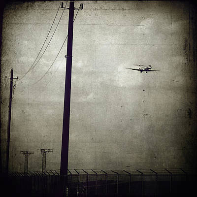 Power Trip Photograph - Sad Goodbyes by Trish Mistric