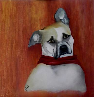 Painting - Sadie by Annamarie Sidella-Felts