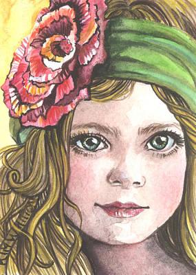 Painting - Sadie by Kim Whitton