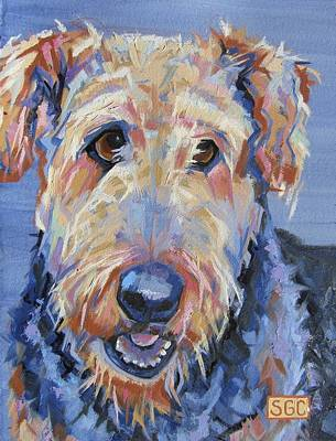 Carter.oil Painting - Sadie by Sarah Gayle Carter