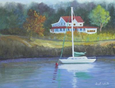 Safe Harbor Art Print