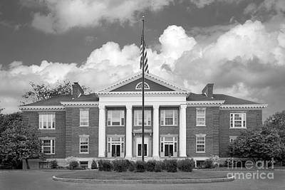 Sage College Administration Building Art Print