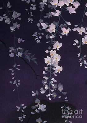 Sagi No Mai Crop II Art Print