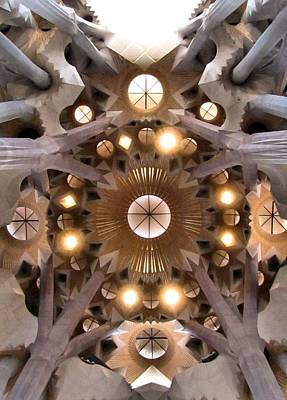 Animals Photos - Sagrada Familia by Jennifer Wheatley Wolf
