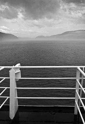 Photograph - Saguenay by Arkady Kunysz