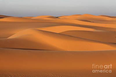 Sahara Desert Dunes Art Print by Robert Preston