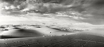 Sahara Photograph - Sahara Desert Landscape, Morocco by Panoramic Images