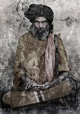 Sahib Print by Ioannis Lelakis