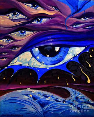 Painting - Sai -ci Basta Un Sogno by Alice Alicja Cieliczka