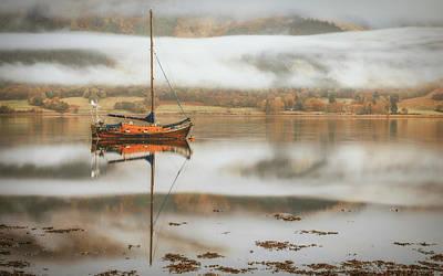 Sailboat Wall Art - Photograph - Sail by Adrian Popan