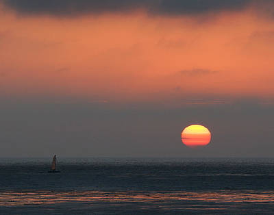 Photograph - Sail Away by Robert Woodward