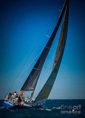 Photograph - Sail Away by Ronald Grogan