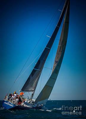 Photograph - Sail Away by Ronald Grogan