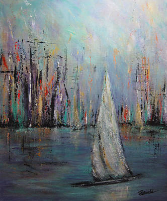 Painting - Sail IIi by Roberta Rotunda