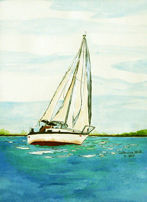 Sailboat 1 Original