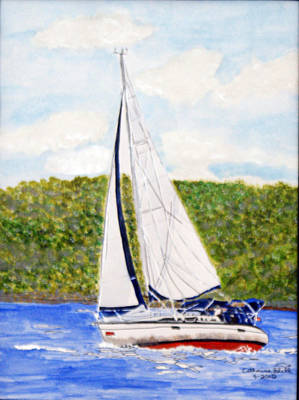 Sailboat 2 Original