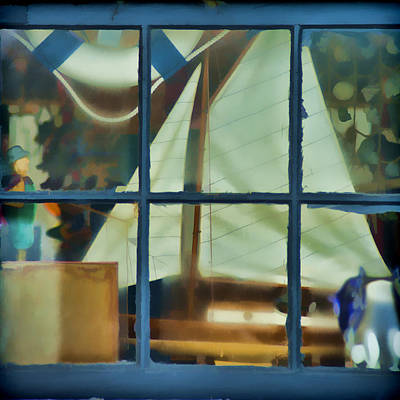 Photograph - Sailers Art by Dale Stillman