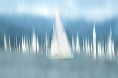 Sail Wall Art - Photograph - Sailing by Anette Ohlendorf