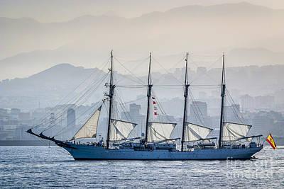 Photograph - Sailing Away by Pablo Avanzini