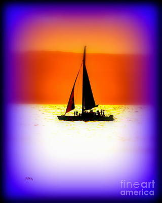 Photograph - Sailing Away by Patrick Witz
