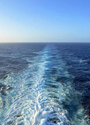 Photograph - Sailing Away by Shanna Hyatt