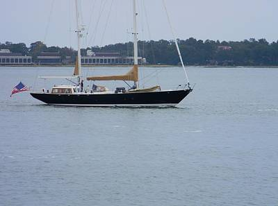 Sailing Home Original by Warren Thompson