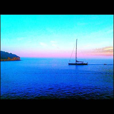 Photograph - Sailing In Dubrovnik by Maeve O Connell