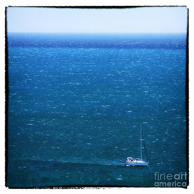 Sailing In Portugal Art Print