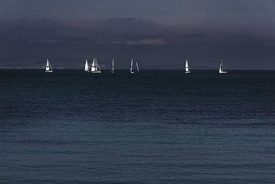 Photograph - Sailing by Javier Luces