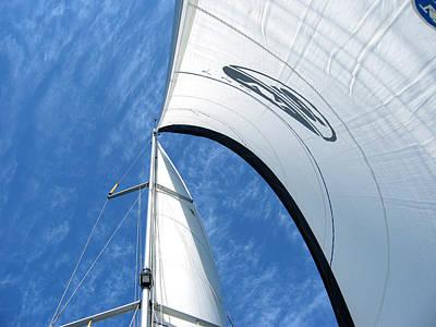 Photograph - Sailing by Miki Karni