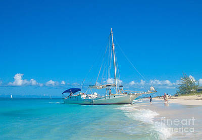 Photograph - Sailing The Caribbean 2 by Wendy Gunderson