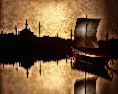 Photograph - Sailing To Byzantium by Mark Fuller