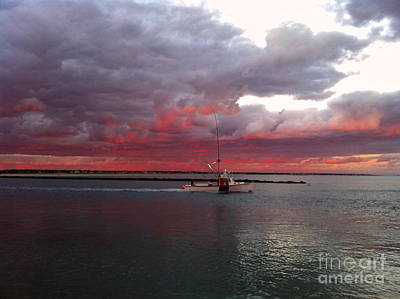 Sailors Delight 2 Art Print